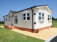 Luxury Mobile Home - Dorset - Wessex Park Homes 1 | Simple ...