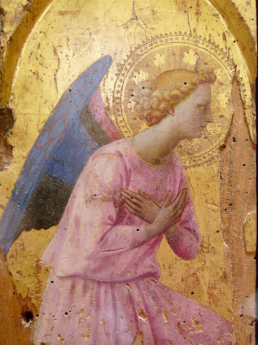Fra Angelico Ange de lAnnonciation  Italian painter Guido  Flickr