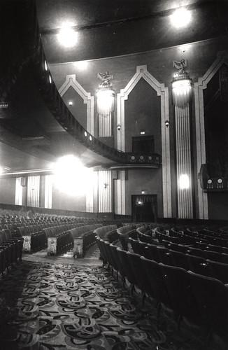 068773Interior of auditorium Odeon cinema Pilgrim Street   Flickr