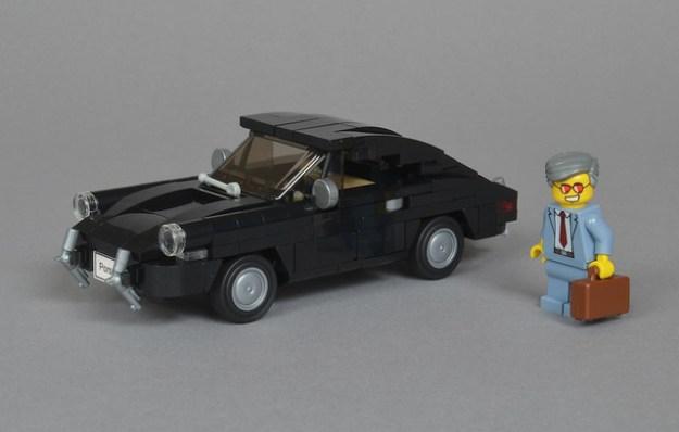 LEGO 1963 Porsche 911