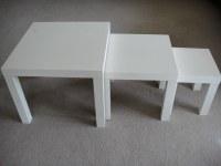 Ikea Nesting Tables Set Of 3 Choice Image