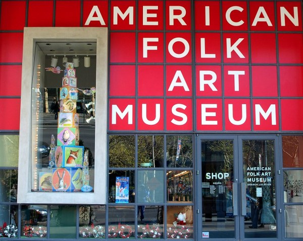American Folk Art Museum Lincoln Square Branch York