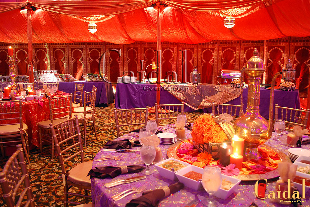 Bollywood Indian Theme Party at the Doral resort flowers   Flickr