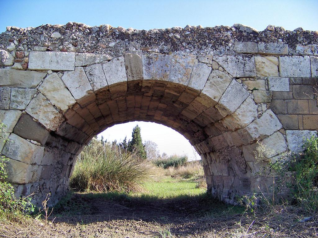Ponte Romano 1 secolo aC circa  Sardegna Decimomannu  Flickr