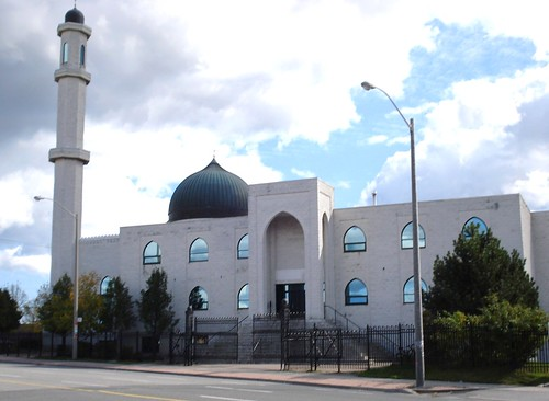 Toronto Mosque  This is my photo of a beautiful Toronto