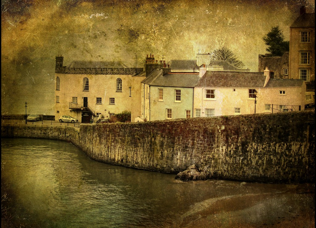 A Welsh Fishing Village Larger View Thanks Jerry For The