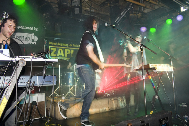 Young Galaxy @ Zaphods