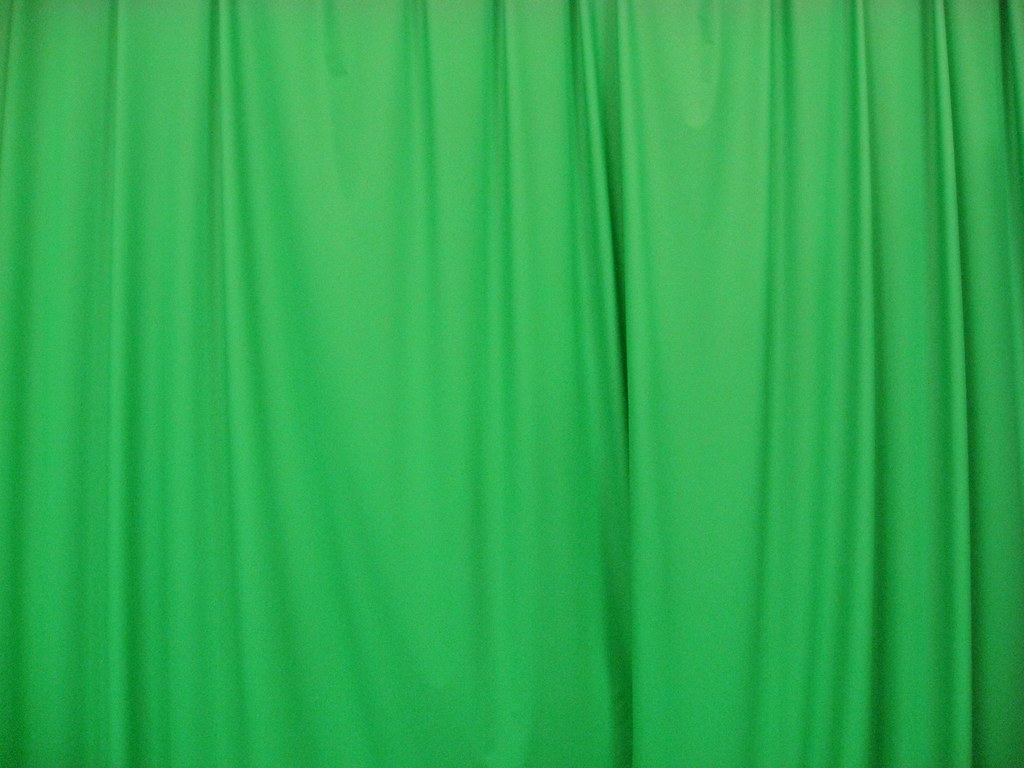 Green Curtain By Sherrie Thai Of ShaireProductions Feel F Flickr