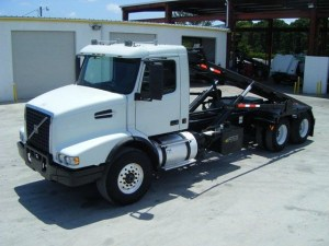 2003 Volvo VHD Roll Off Truck for Sale Stock #48373   Flickr