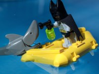 LEGO Batman's Shark Repellent   Don't worry I'll use my ...