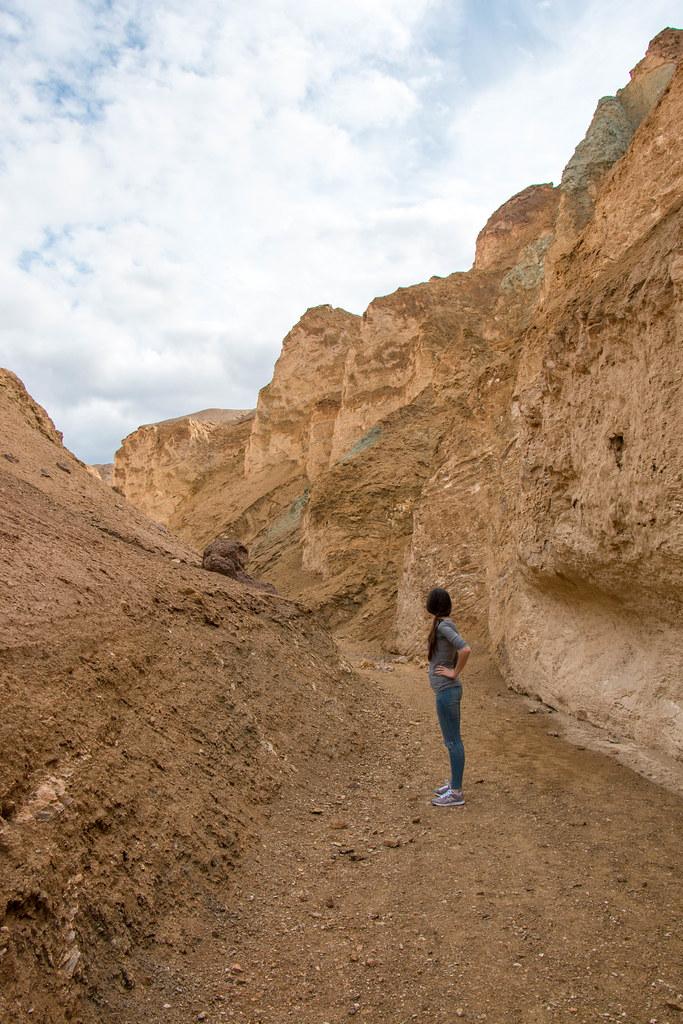 02.19. Death Valley, Desolation Canyon