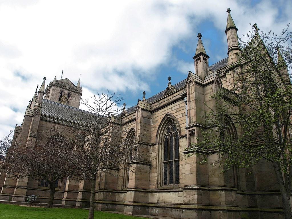 Steeple church Dundee  HISTORY TIMELINE OF Steeple Church