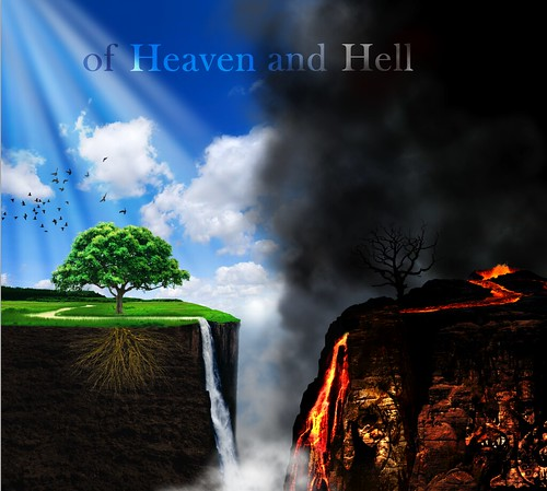 Of Heaven and Hell  Goal We are promoting this 4week serm  Flickr