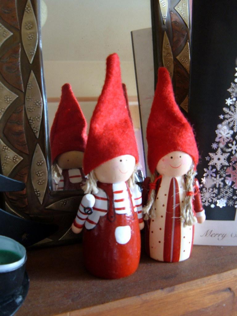 Danish Christmas Elves Miss Krin Flickr
