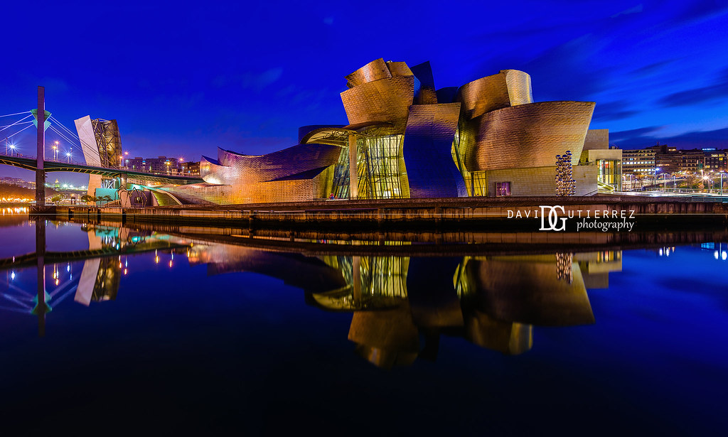 Night Sky 3d Wallpaper Quot Season Of Stillness Quot Guggenheim Museum Bilbao London