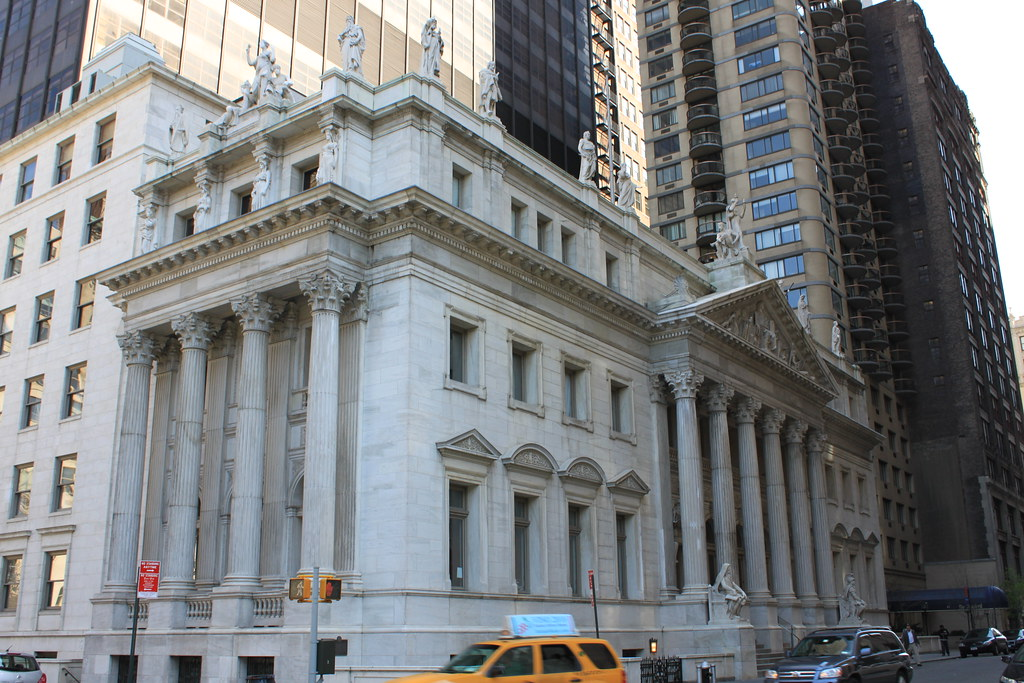 Appellate Division Courthouse New York State Supreme Cour