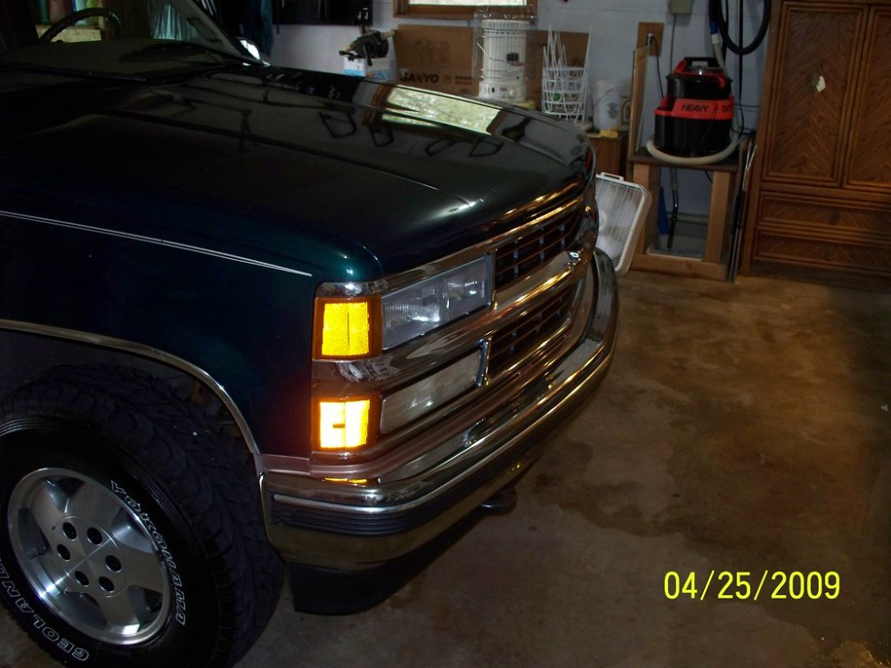 medium resolution of  95 suburban by sb33767