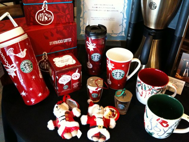 Starbucks Christmas Goodies Its Almost Time For