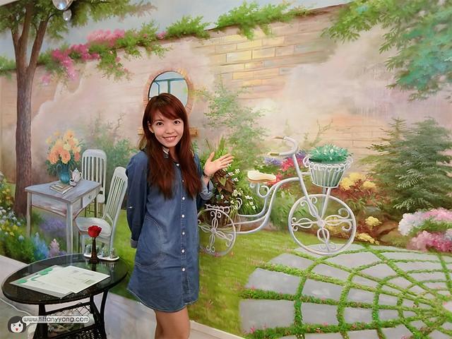 Tiffany Yong in Hong Kong