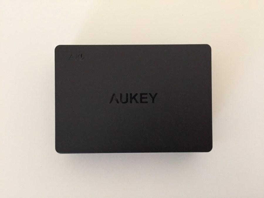 20170224 Chargeur secteur 6 ports USB Aukey avec Quick Charge 3.0 2