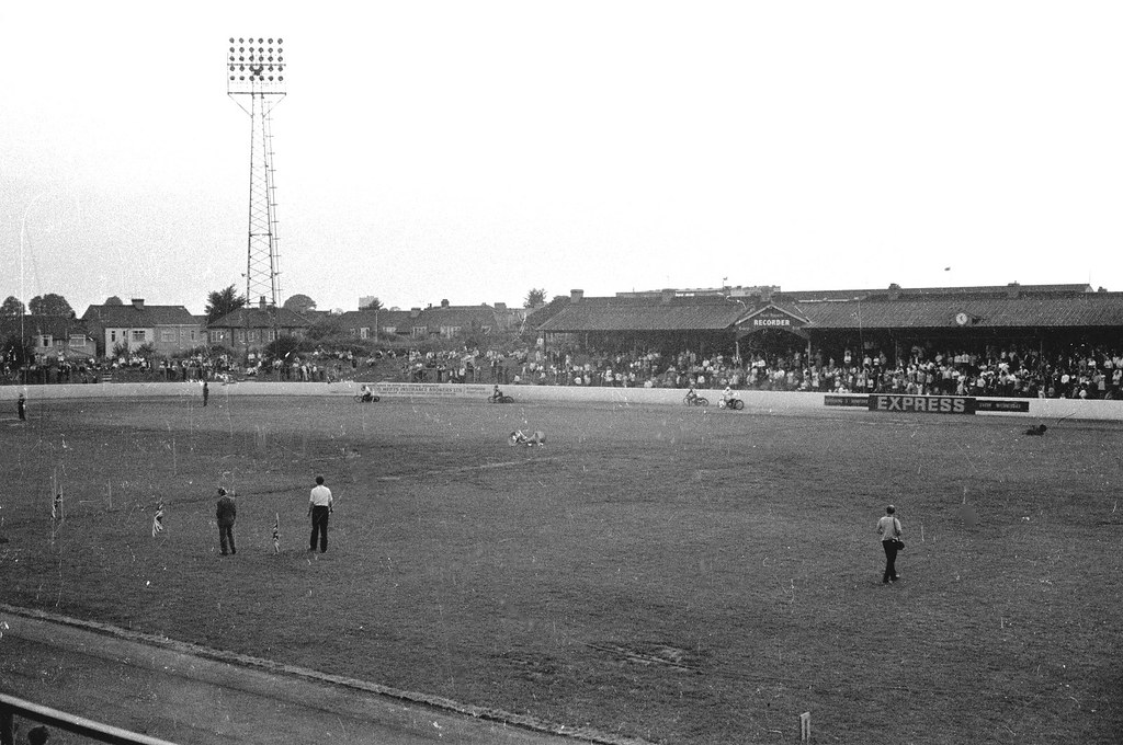 Romford Speedway 1969  More from the archives Very bad