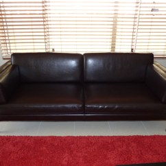 Leather Sofa Cleaner Singapore Roma Tacchini Sold Ikea 2 5 Seater SÄter Couch 350 Ono
