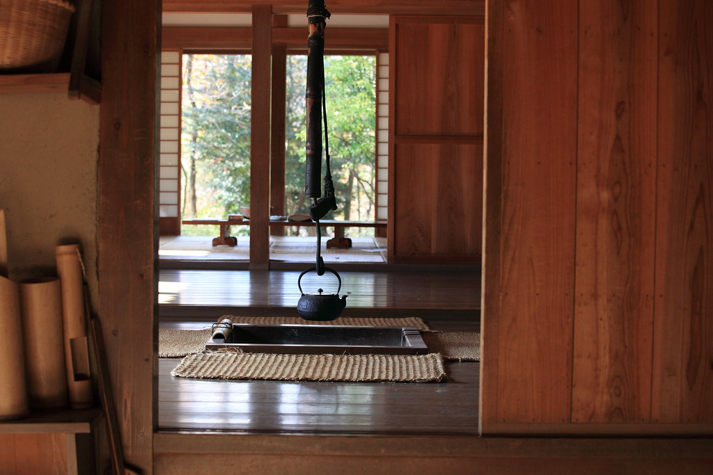 Japanese traditional style farm house    Boso