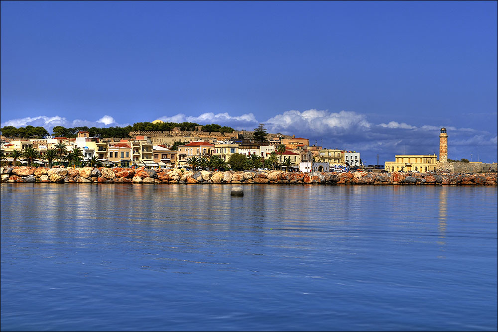 Video Wallpaper Hd Fall Skyline Of Rethymno During Our Fall Holydays On The
