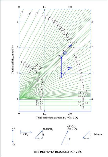 Deffeyes Diagram  The Deffeyes Diagram for 25C Format