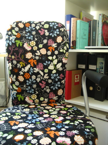 old ikea chair covers recovering cushions cover closer new co flickr by frostpatterns