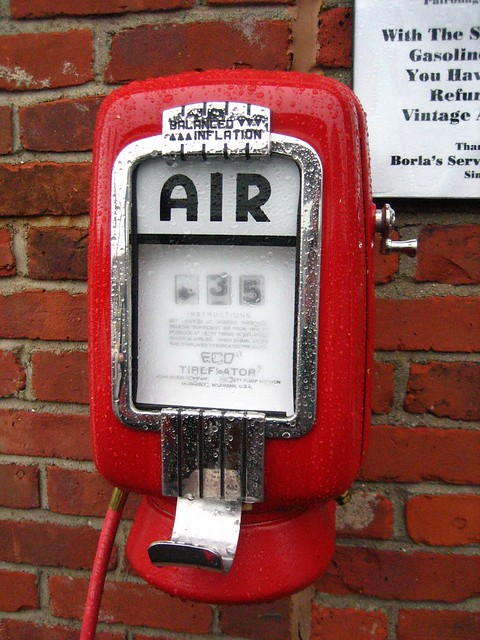 Vintage Air Pump  Flickr  Photo Sharing