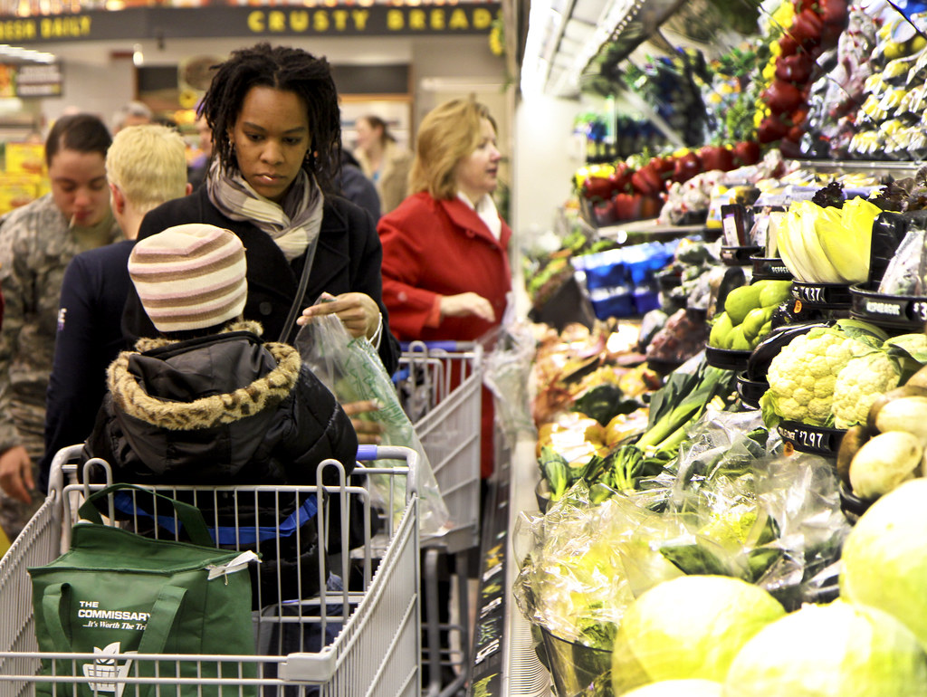 DeCA Opens New Commissary In Belgium With A Little Help Fr