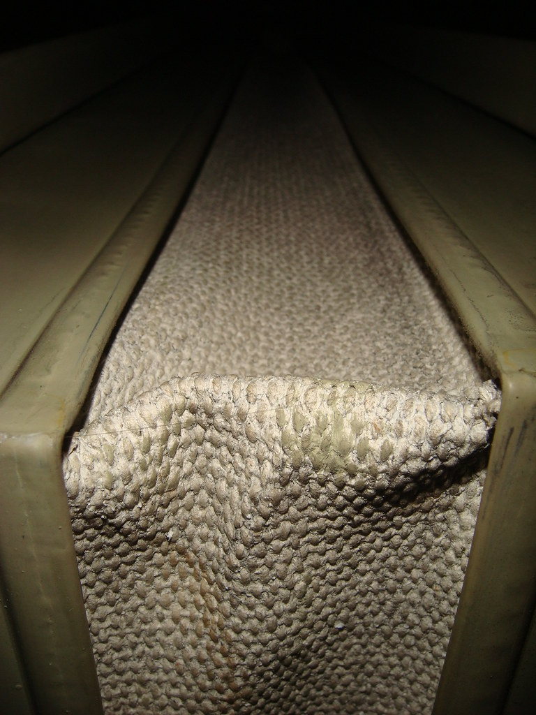 Asbestos HVAC Vibration Dampener  Asbestos textile