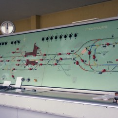 How To Create A Diagram Honda Fourtrax 250 Carburetor Sittingbourne Signal Box Panel | This Is The Track I… Flickr