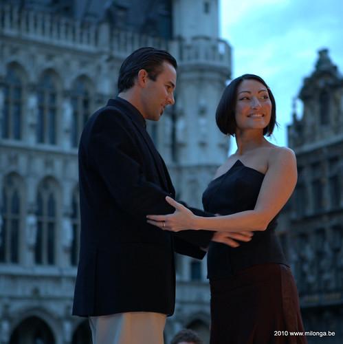 Michelle Lamb & Murat Erdemsel
