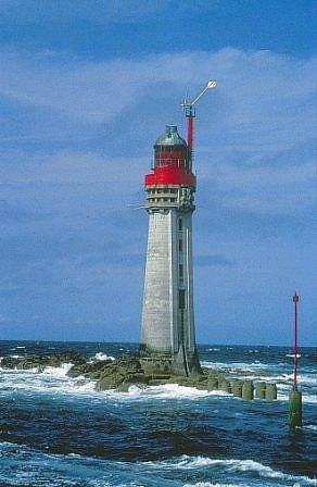 Phare du Grand Jardin  SaintMalo  Le phare du Grand Jardi  Flickr