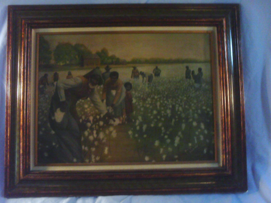 Untitled Oil by Ray Batchelor SOLD  Untitled Original Oil