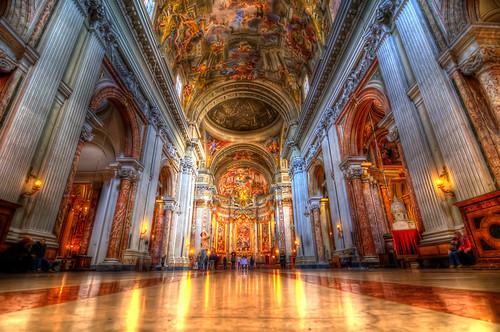 Beautiful Church Paintings