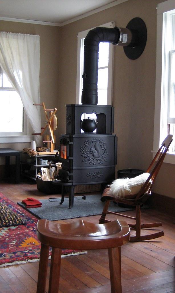 Morso 2B Classic Wood Stove  markbradley  Flickr