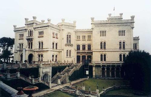 Castillo de Miramar Trieste 3  EUTOPA MXICO  Flickr