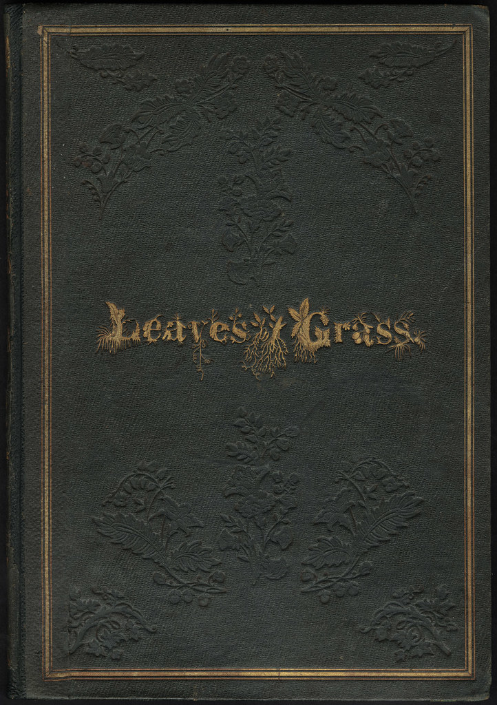 Leaves Of Grass Front Cover File Name 09 03 000143