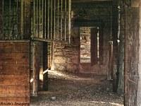 Old Stone Barn Interior - Butler County | Anita | Flickr