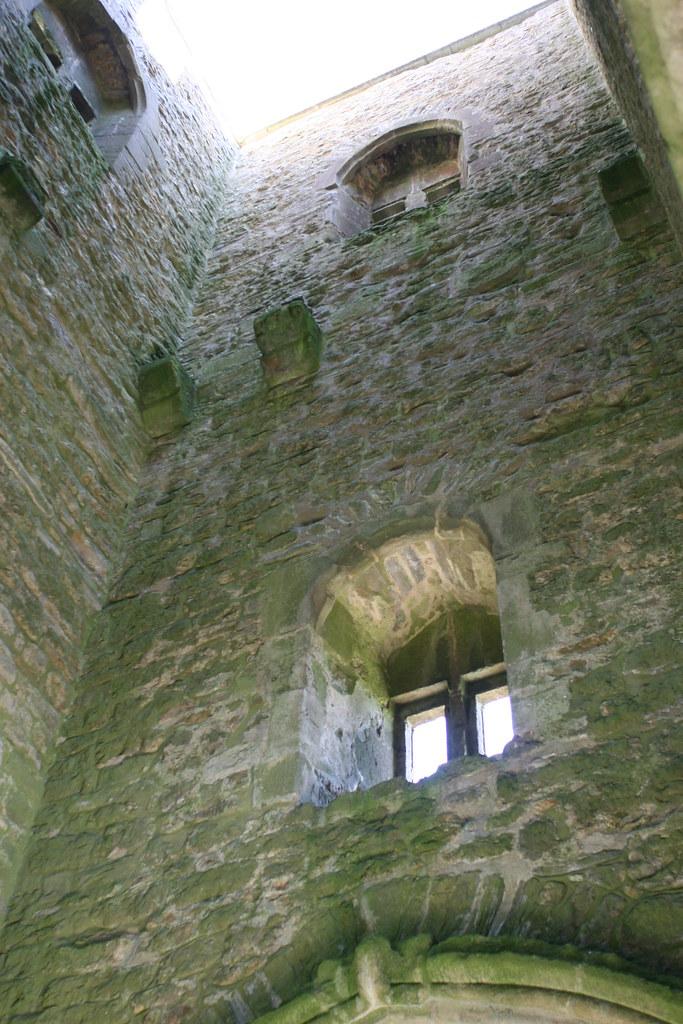 Glastonbury Tor Interior Of St Michael S Church At The