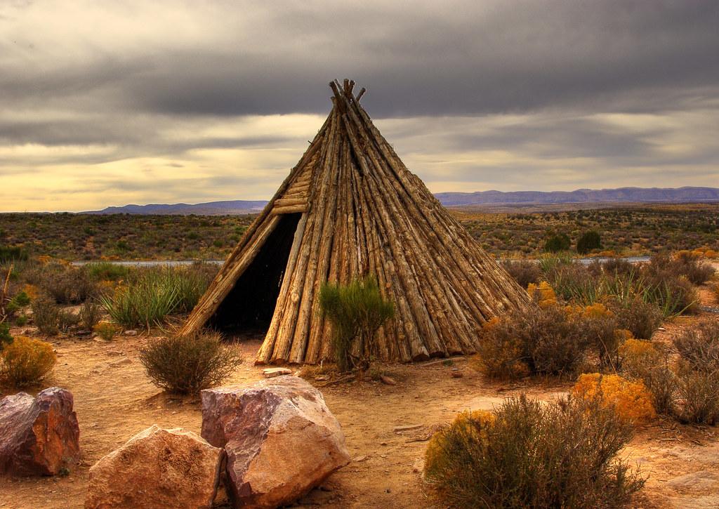 Free Animated 3d Wallpaper Native American Hut Aj Clicks Flickr