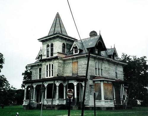 Max Hoffman House 1999  Built in 1882 by HG Jones Builder  Flickr