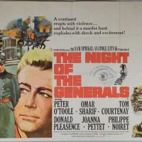 A Noite dos Generais (1967)