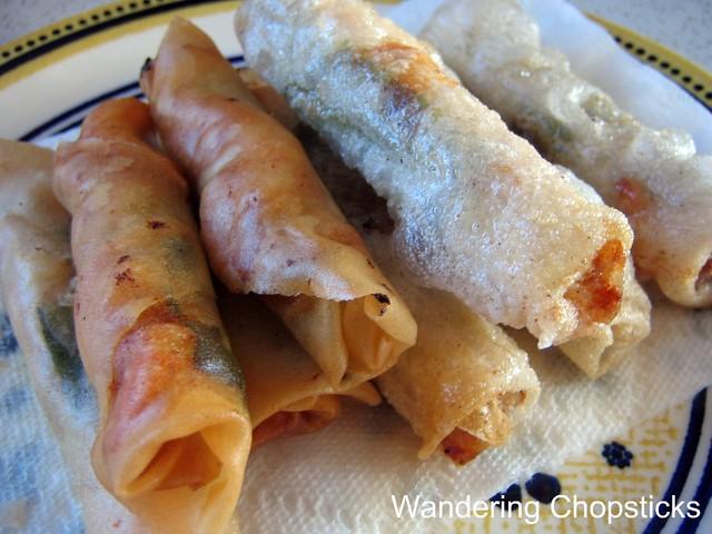 Cha Ram Vietnamese Shrimp Egg Rolls 13