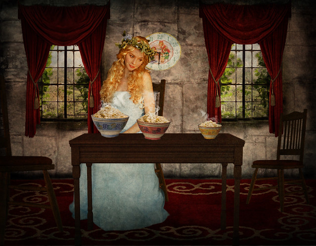 Goldilocks  Made for the Make It Interesting Challenge 2