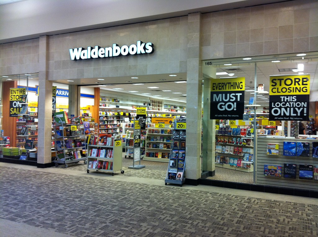 Carolina Mall Waldenbooks Concord NC Mike Kalasnik