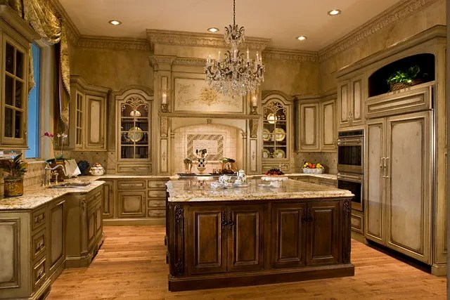 Luxury Kitchen Design Potomac Usa